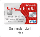 Santander Light Visa