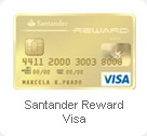 Santander Reward Visa